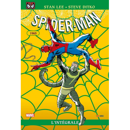 Amazing Spider-Man Intégrale Tome 3 1965 (VF)