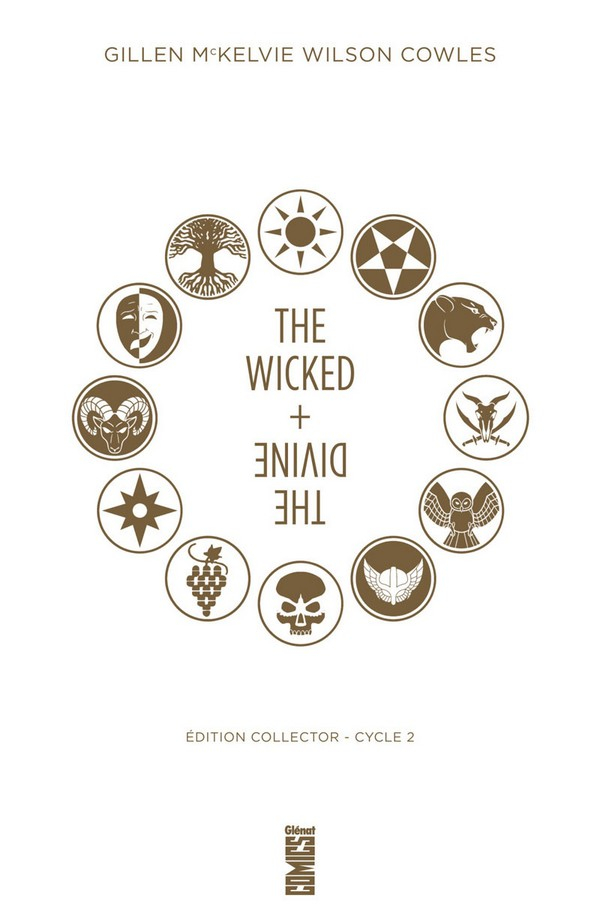 The wicked + the divine : Tome 2 Édition Collector (VF)