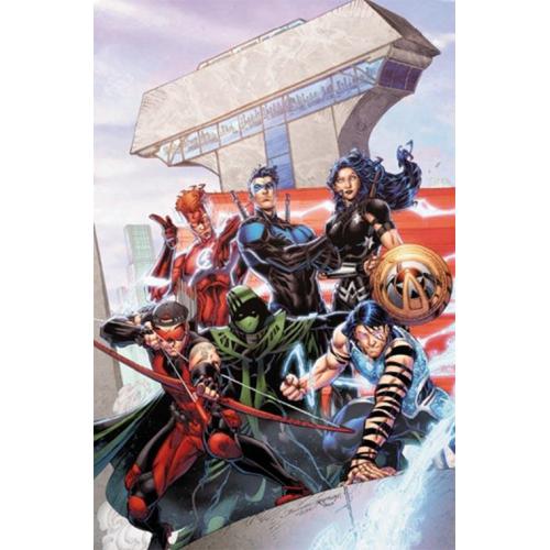 Justice League Récit Complet n°5 (VF)