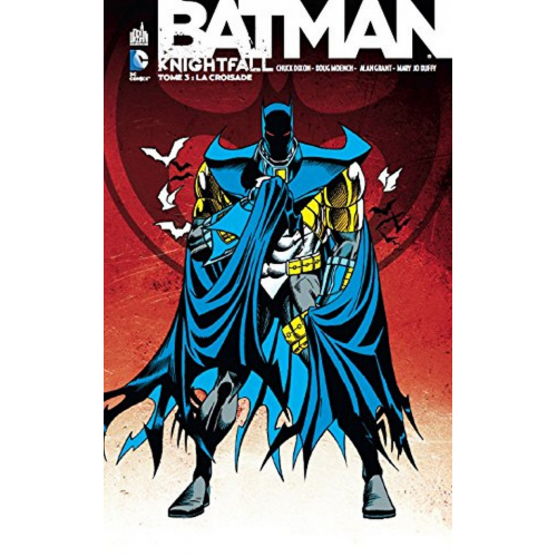 Batman Knightfall Tome 3 (VF)