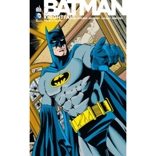 Batman Knightfall Tome 5 (VF)