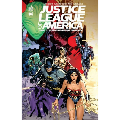 Justice League of America Tome 4 (VF)