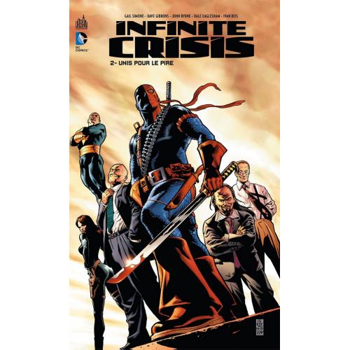 Infinite Crisis Tome 2 (VF)