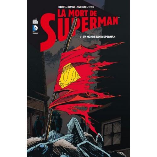 La mort de Superman Tome 1 (VF)
