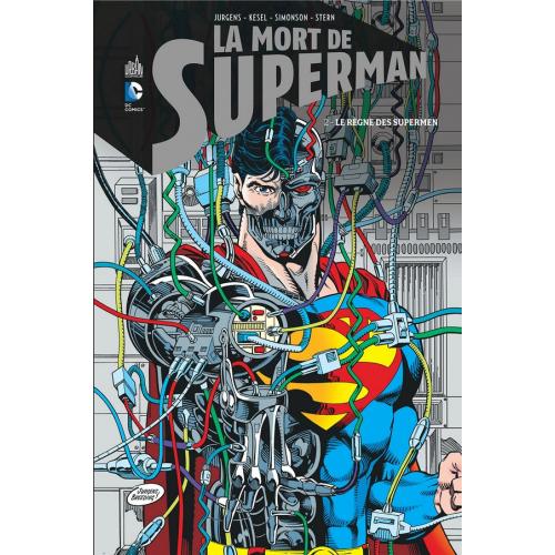 La mort de Superman Tome 2 : Le règne des Supermen (VF)