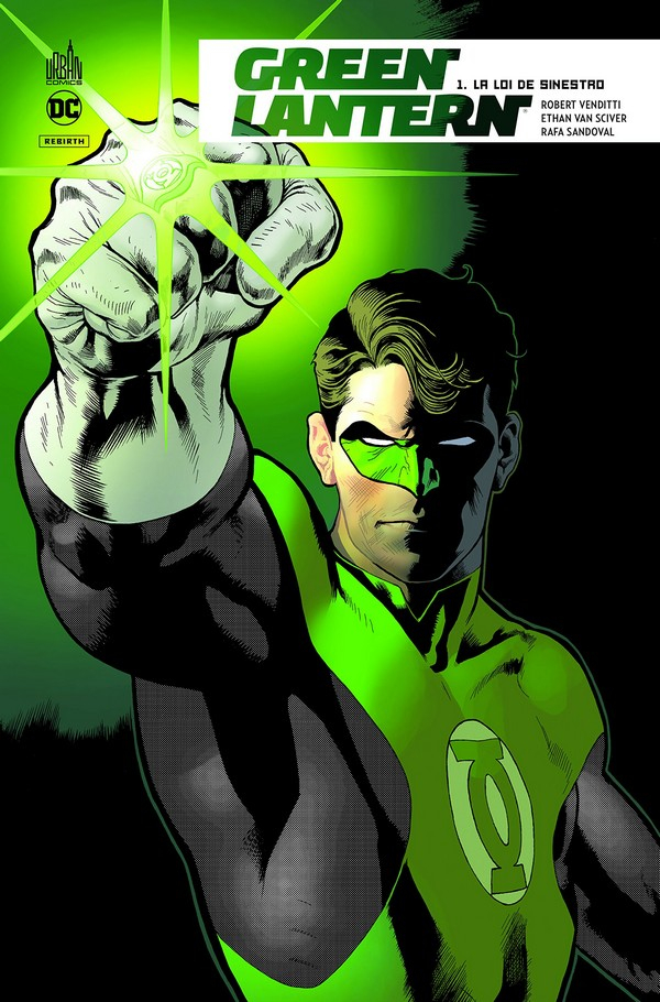 Green Lantern Rebirth Tome 1 (VF)