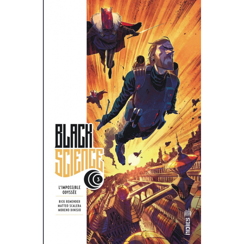 Black Science Tome 3 (VF)