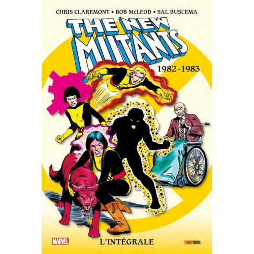 New Mutants - Les Nouvaux Mutants : L'Intégrale 1982-1983 (VF)