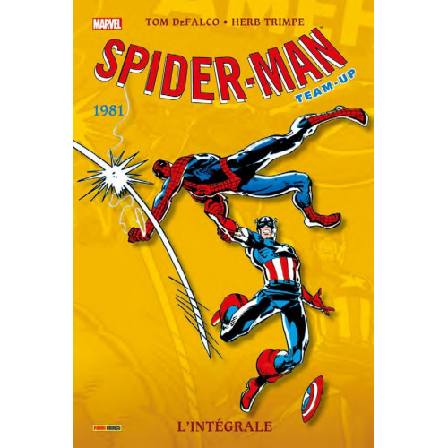 Spider-Man - Team-Up - Intégrale 1981 (VF)