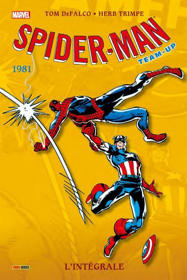 Spider-Man - Team-Up - Intégrale 1981 (VF)