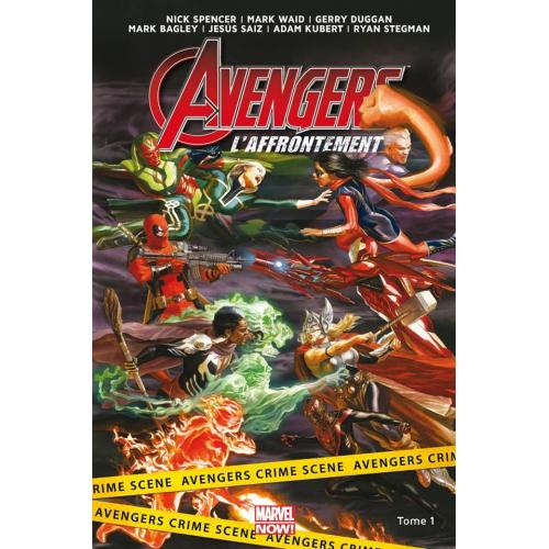 Avengers : L'affrontement Tome 1 (VF)